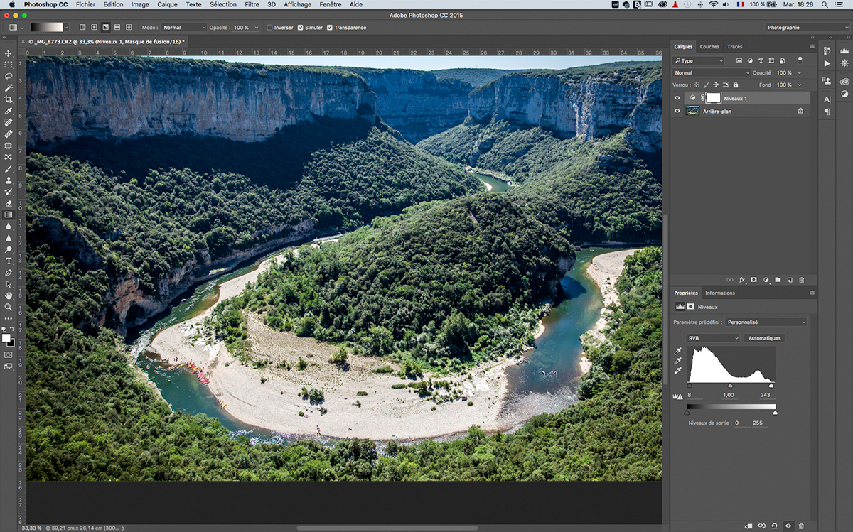 Formation Photoshop - Bases Techniques